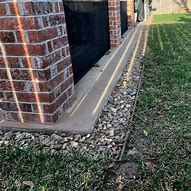 french drain houston